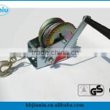 Portable hand operated winches, manual hand winch
