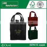 Recycle extra large shopping bag with strong long handle