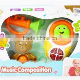 Item No.:AL018823,Musical Instrument Set with light and music,Musical Instrument,B/O toys