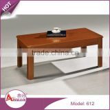 Living room furniture custom color size tea table rectangle cheap mdf panel wood coffee table aquarium