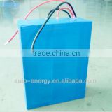 Rechargeable 12v lithium ion battery pack 70ah with deep cycle life and high discharge rate
