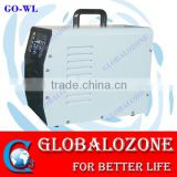 Portable ozone odor removal machine for home and hotel use