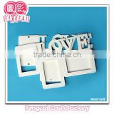 [Factory]Custom laser cut photo frame for love ( wood Art/crafts in laser-cut & engraving)