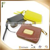 Popwide newest 2014 FACTORY SALE PU Leather Coin Purse
