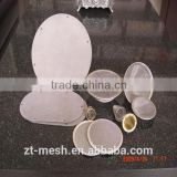 High quality 99% Stainless steel wire knitting mesh washer for filter