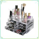 Lipstick Holder Plastic Makeup Organizer Cosmetic Display Case