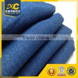 stone wash environmental knitted denim fabric for men's pant