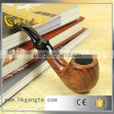 GTO2009 redwood smoking pipe ,hand-made fancy smoking pipes