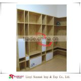 Linyi Suneast particle board kitchen cabinets