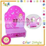 Price of makeup kit box , wood makeup boxes for girls