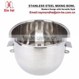 Industiral Bakery Food Machine Component, Commercial Stainless Steel Mixing Bowl for 20 QT Liters Vollrath Hobart Globe Mixer
