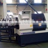 CK6140 cnc lathe with auto bar feeder