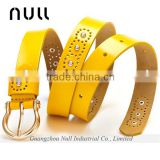 wholesale price young lady null branded leather belts                                                                         Quality Choice