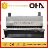 OHA Brand New Hot Sale HASGK-8x6000 Pedal Shears, Foot Manual Cuts Manufacturers, Foot Operated Shear Machines