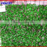 2013 factory fence top 1 Chain link fence hedge supplier plastic coated chain link fence