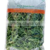 washed and ready to eat salad fresh vegetable Packaging Bag                                                                         Quality Choice
