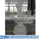 Natural Stone Decorative Water Fountain Statues For Home
