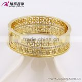 Hot selling girl excellent design bracelet latest fashion broad bangles