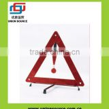 red safety reflective warning triangle for emergency (4002118)