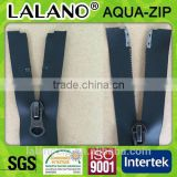 #5 TPU coted two way waterproof jacket zippers for causul wear and sports garments