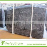 polished, honed, flamed, antique, picked, mushroom, bush hammered Marble Slabs,Brown Marble