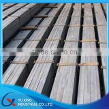 Galvanized flat bar as per chinese standard Q235B Q345B