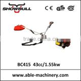 world best selling grass cutting tools 43cc brush cutter carburetor spare parts to cut grass