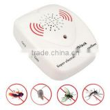 2016 new hot super Ultrasonic Electronic Indoor Anti Mosquito Rat Mice Pest Bug Control Repeller