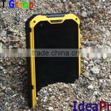 waterproof shockproof phone land rover a8 MTK6572 dual core WCDMA 4 inch screen in stock