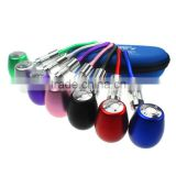 2014 New e cigarette K1000 e cig kit in 7 colors metal e pipe tube with X9 atomizer e pipe starter kit