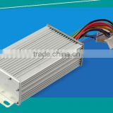 Customized 6 tube dc motor controller for 3 wheel electric bicycle