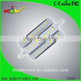 270 degree 118mm smd 5050 30w r7s led lamp