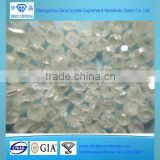 Sino-crystal 1.0-4.5mm synthetic diamond white CVD HPHT rough synthetic diamond india