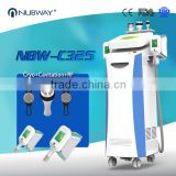 Best Seller of Criolipolysis Cavitation Fat Reduce Machine/fat freezing multifunctional Machine/Reduce Belly Fat Naturally