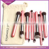 Wholesale 2016 rose gold synthetic hair makeup brushes free product samples, makeup brushes china suppliers