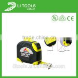 Top quality laser level with tape measure steel measure tape 5m promotional tape measure