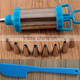 hydraulic grease gun with nozzles /baking tools/grease gun