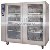 commercial Far-infrared high-temperature tableware sterilizer double doors Hotel kithcen sterilizer