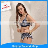 Hot sell 2015 new products seersucker swimsuit buy from china