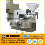 Sunflower/peanut/sesame cold press oil press machine