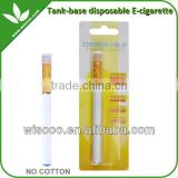 Top selling Tank-base disposable e hookah cigarette 600 puffs