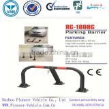 car stand for parking car called traffic barrier