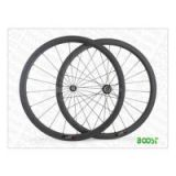 2015 boostbicycle road track wheels 25mm Wide U Shape 38mm Tubular Carbon Bicycles Wheelsets