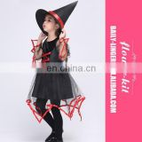 Wholesale Kids Girls Cosplay Costumes Halloween Carnival Witch Child's Fancy Costume Dress