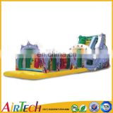 Animal inflatable obstacle courses,baby obstacle courses