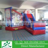 frozen inflatable bouncer,pony inflatable bouncer,cheap inflatable bouncers for sale IB89