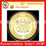 custom USA military challenge coin souvenir coin/ United States Coast Guard (HH-souvenir coin-0069)