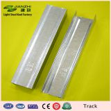 New type earth friendly 50*40mm partition light steel keel horizontal track