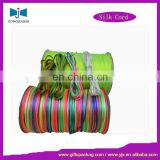 Nylon 2mm Colorful Rat Tail Cord