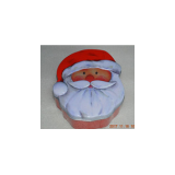 Santa Claus tin box